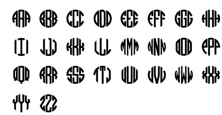 now for the real circle font by harolds fonts and available on font brothers with a sort of convoluted license 20